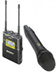 Sony UWP-D12 - Frequency: 794.125 to 805.875 [MHz] UWP-D12 UWP-D Wireless Microphone package with Handheld Transmitter