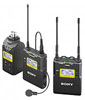 Sony UWP-D16 UWP-D16 Belt-pack UWP-D Wireless Microphone Package with XLR plug-on Transmitter